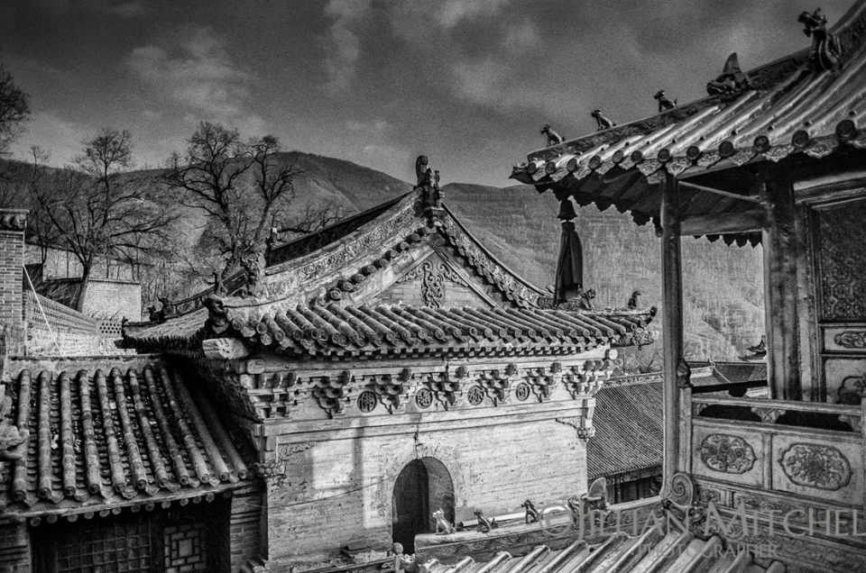 Wutaishan is one of China's 5 sacred peaks in Buddhism.